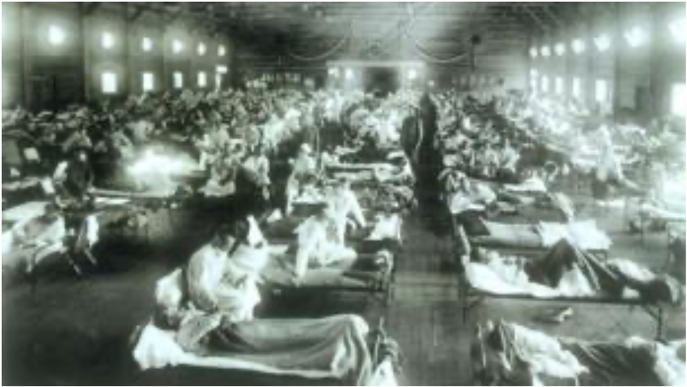 Articolo Pilates Influenza Spagnola - APPI